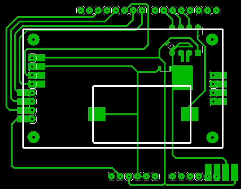 Arduino BMP180 Temperature and Pressure Sensor Readings