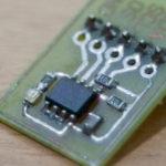 Датчик температуры LM75A