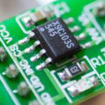 Цифровой потенциометр X9C103S