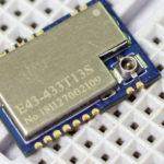 Радиомодули E43-433T13S с UART интерфейсом и шифрованием