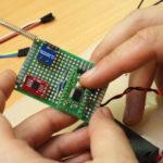 Беспроводной термодатчик для метеостанции на Arduino
